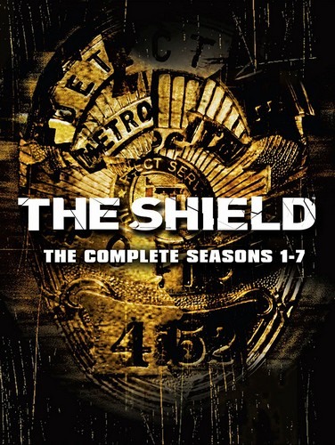 The Shield: The Complete Collection (DVD)