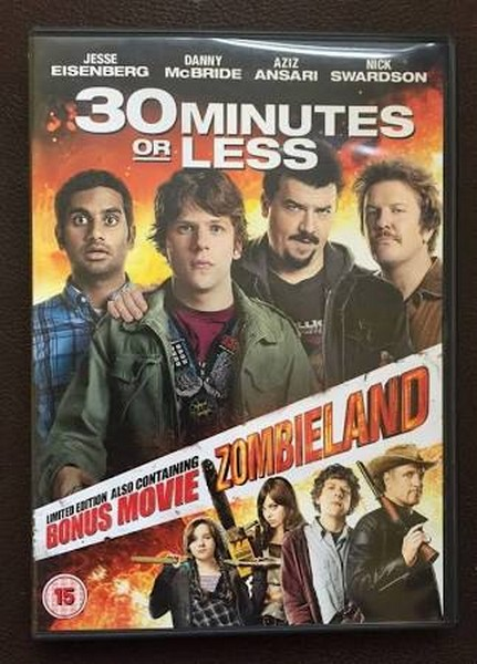 30 Minutes Or Less / Zombieland - Set (DVD)