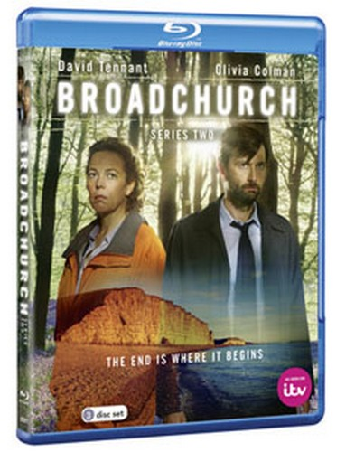 Broadchurch: Series 2 (Blu-ray)