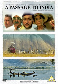 A Passage To India (1984) (DVD)