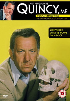 Quincy M.E. - Series 3 (DVD)