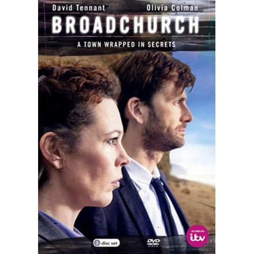 Broadchurch - Series 1 (DVD)