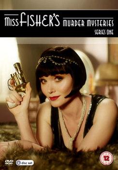 Miss Fisher'S Murder Mysteries - Series 1 (DVD)