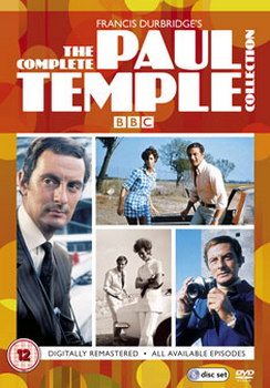 Paul Temple: The Complete Collection (DVD)