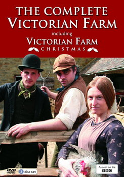 The Complete Victorian Farm (DVD)