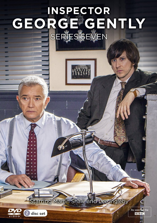 Inspector George Gently - Series 7 (DVD)