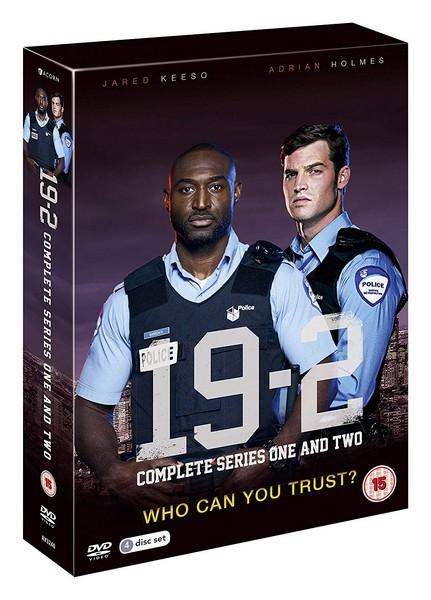 19-2 Series 1 & 2 (DVD)