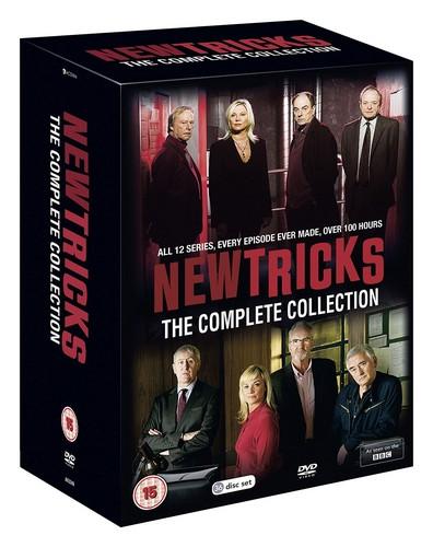 New Tricks Complete Series 1-12 (DVD)