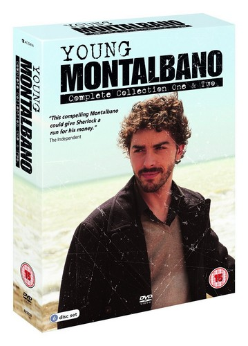 Young Montalbano - Collection 1 & 2 (DVD)