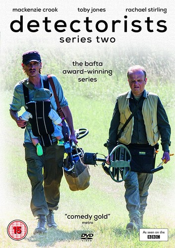Detectorists Series 2 (DVD)