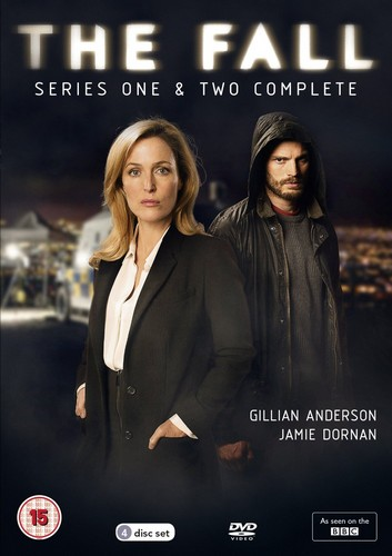 The Fall: Series 1 And 2 (DVD)