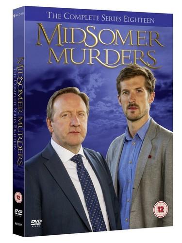 Midsomer Murders - Series 18 (DVD)