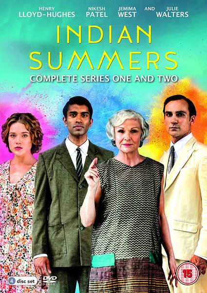 Indian Summers: Series 1 & 2 (DVD)