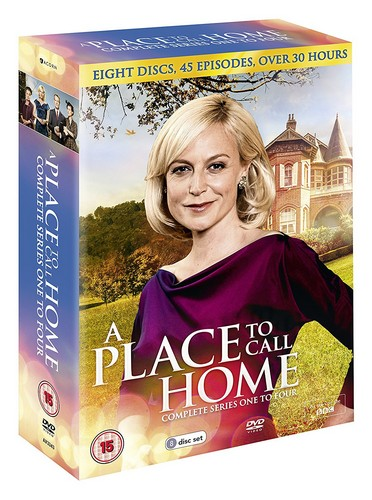A Place to Call Home - Series 1-4
