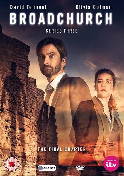 Broadchurch - Series 3 (DVD)