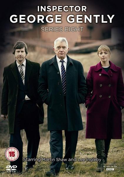 Inspector George Gently - Series 8 (DVD)