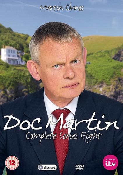 Doc Martin - Series 8 (DVD)