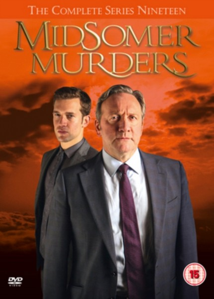 Midsomer Murders - Series 19 Complete (Dvd) (DVD)