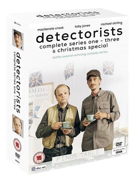 Detectorists - Series 1-3 Box Set (Dvd) (DVD)