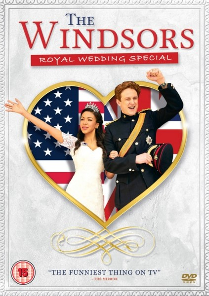 The Windsors Royal Wedding Special [DVD]