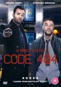 Code 404 - Series 1 (DVD)