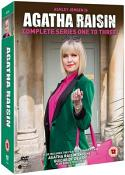 Agatha Raisin: Series 1-3 (DVD)