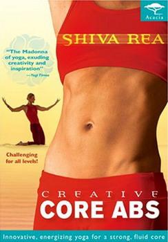 Shiva Rea - Creative Core Abs (DVD)