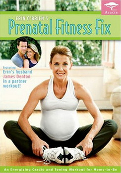 Prenatal Fitness Fix (DVD)