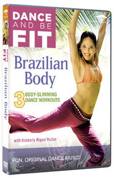 Dance To Be Fit - Brazilian Body (DVD)