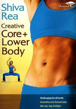Shiva Rea - Creative Core And Lower Body (DVD)
