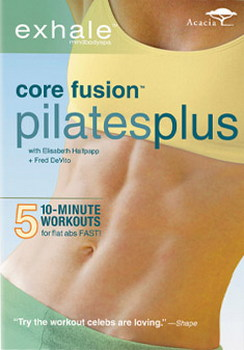 Exhale Core Fusion Pilates Plus (DVD)