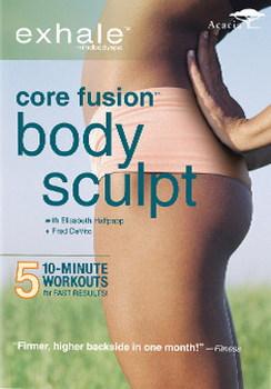 Exhale Core Fusion Body Sculpt (DVD)