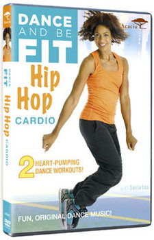 Dance And Be Fit - Hip Hop (DVD)