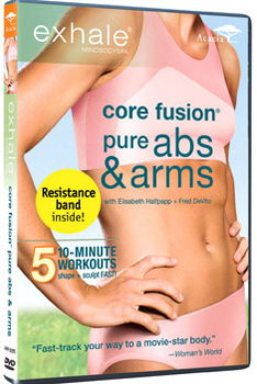 Exhale - Corefusion Abs And Band (DVD)