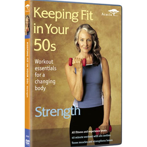 Keeping Fit In Your 50S - Strength (DVD)