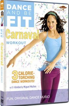 Dance And Be Fit - Carnaval Workout (DVD)