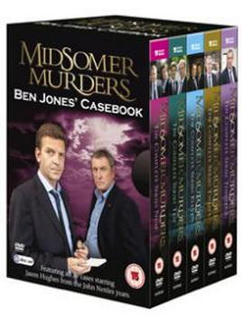 Midsomer Murders: Ben Jones'S Casebook (DVD)