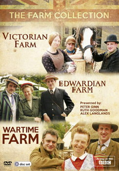 The Farm Collection (Featuring Victorian  Edwardian And Wartime Farm) (DVD)
