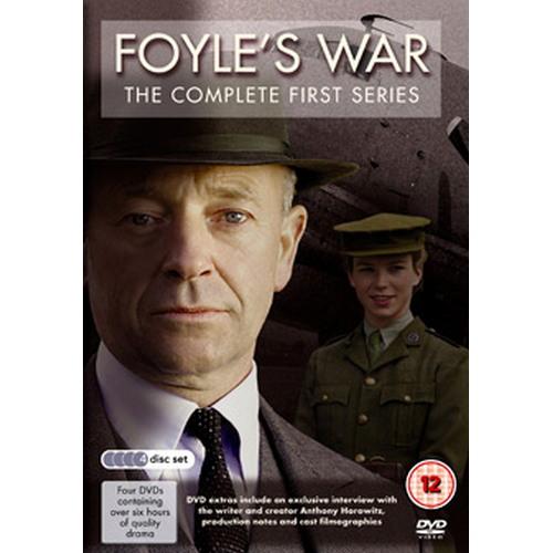 Foyle'S War - Series 1 Complete (DVD)