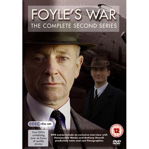 Foyle'S War - Series 2 Complete (DVD)