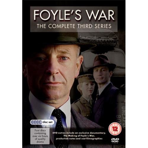 Foyle'S War - Series 3 - Complete (DVD)