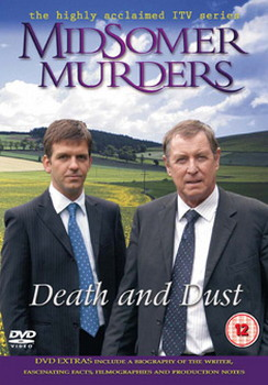 Midsomer Murders - Death And Dust (DVD)