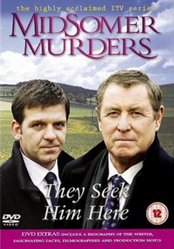 Midsomer Murders - They Seek Him Here (DVD)