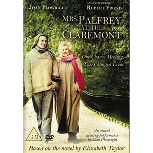 Mrs Palfrey At The Claremont (DVD)
