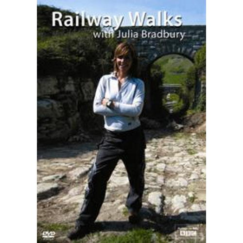 Railway Walks With Julia Bradbury (DVD)