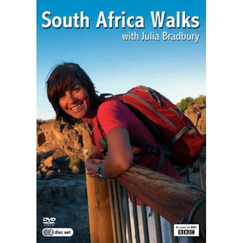 South Africa Walks With Julia Bradbury (DVD)
