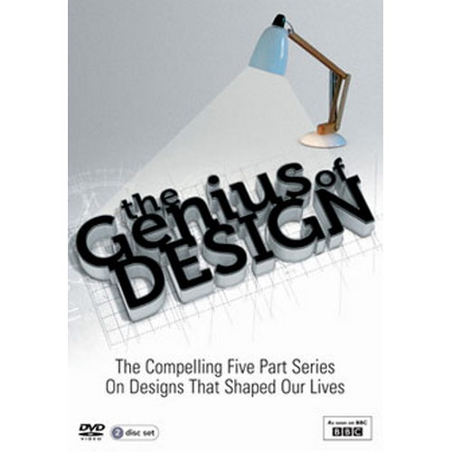 Genius Of Design (DVD)