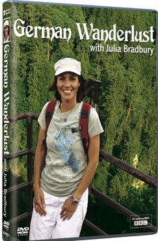 German Wanderlust With Julia Bradbury (DVD)