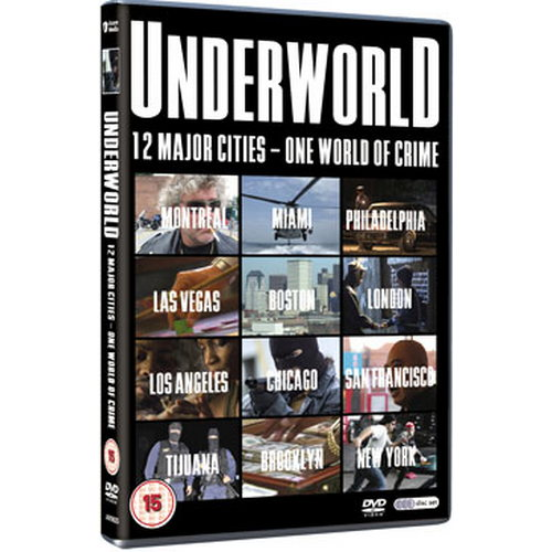 Underworld - The Complete Series - 1 To 3  (DVD)