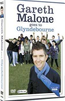 Gareth Malone Goes To Glyndebourne (DVD)
